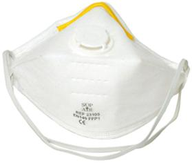 First Aid Various - FFPL AND FFP1 HALF-MASK