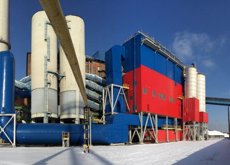 Semi-Dry Flue Gas Desulfurization - Acid Gas Removal