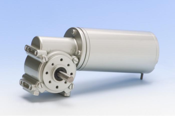 GP-SN18 - Compact single staged 24VDC-gearmotor