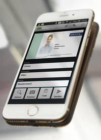 IDENTA mobile Ausweispersonalisierungs App