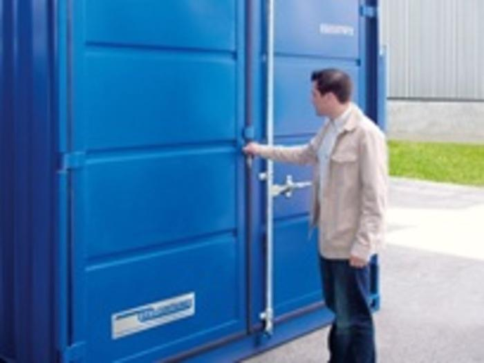Lagercontainer und Materialcontainer - null
