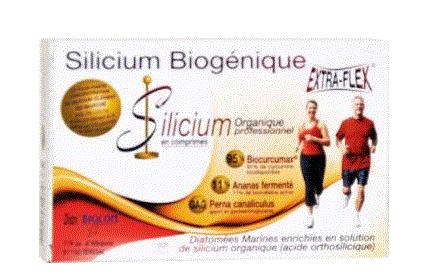 Silicium organique ExtraFlex - articulations