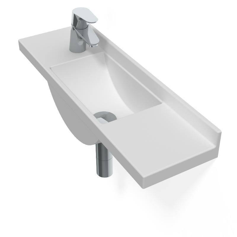 Honfleur 700 x 200 - Tables Vasques