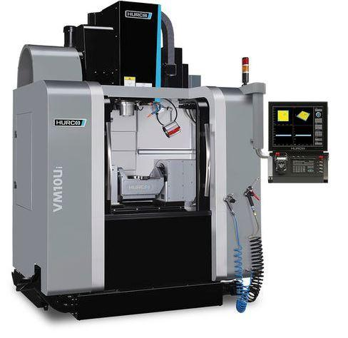 5-Axis-MC with integrated trunnion table - VM 10 Ui Plus - Power, speed and unbeatable value -for medium-sized parts.