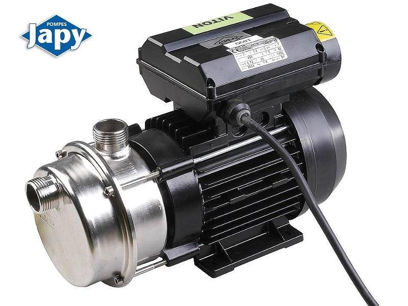Pompe à anneau liquide en acier inox 316 - GT50 - GT130 - GT140 - GT150