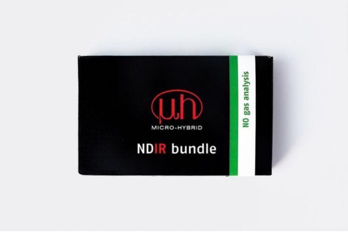 NDIR bundle NO - Kit of matching infrared components for analysing nitrogen monoxide
