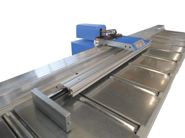 PD 200 e – Motorischer Längenanschlag - PD 200 e – Motorischer Längenanschlag