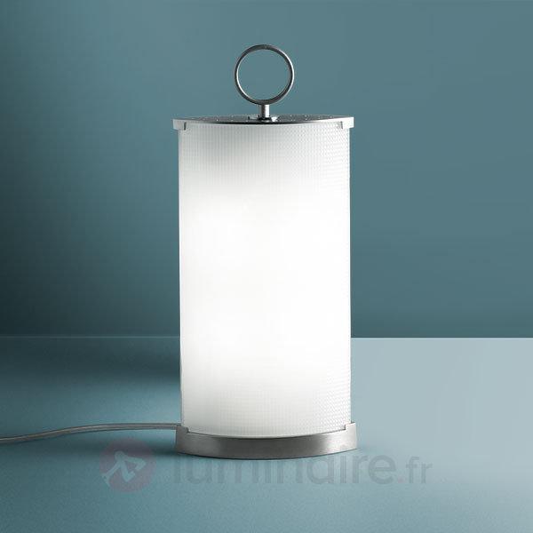 Lampe à poser moderne Pirellina 39 cm - Toutes les lampes à poser