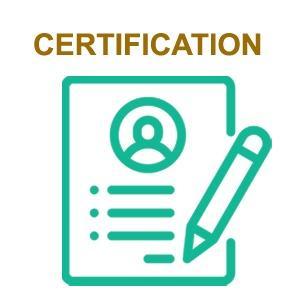Certification - Conformity certificates and import permissions