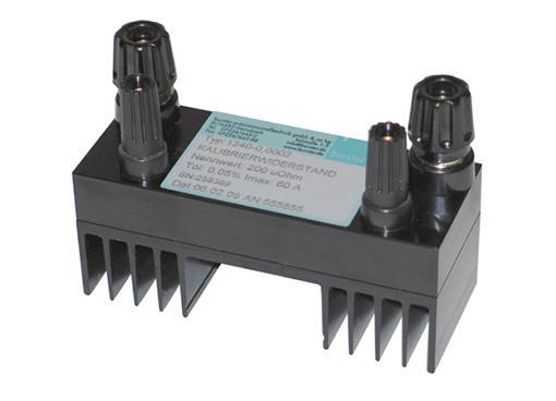 Calibration Instruments Calibration and precision resistors