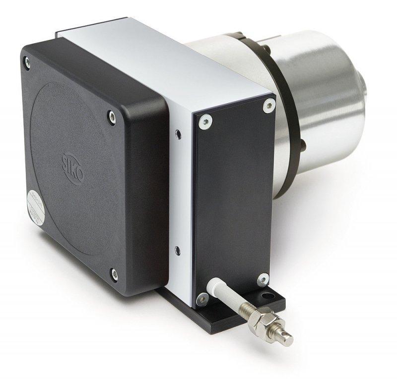 线拉编码器 SG60 - 线拉编码器 SG60, 坚固的结构设计测量长度可达 6000 mm