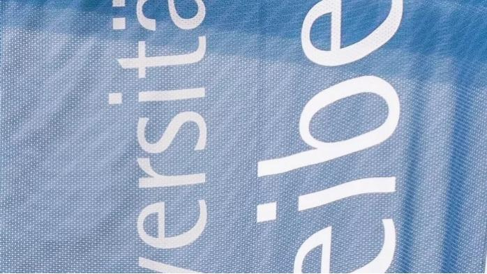 Mesh Flag Banner 100% Knitted Polyester 115gsm/m² - Mesh Custom Flapole Banner 300x100cm printed fabric 100% Polyester 120gsm fabric