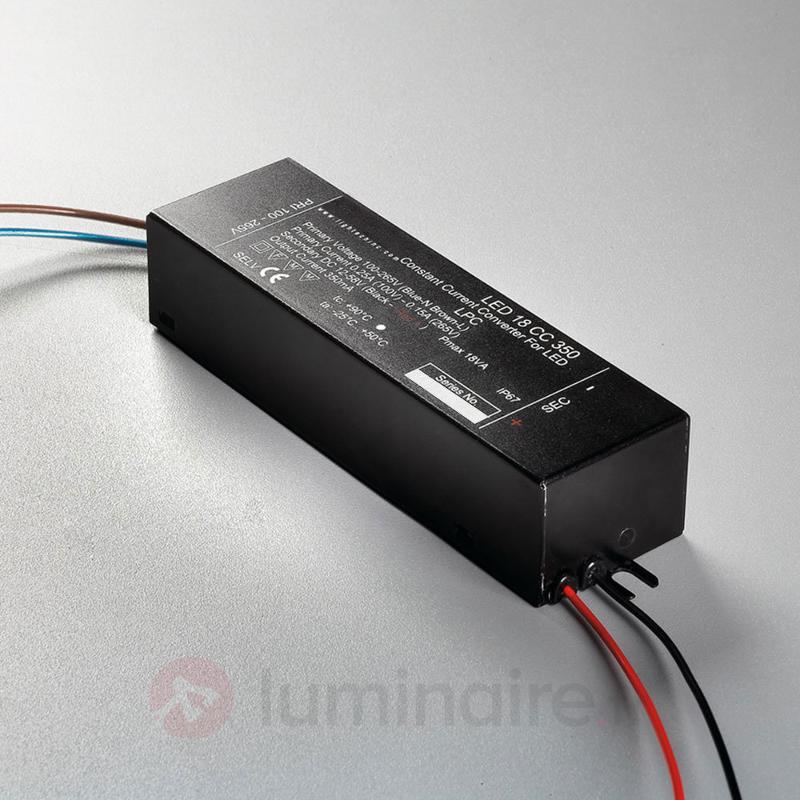 Driver LED 16 W Dim8 - Transformateurs LED
