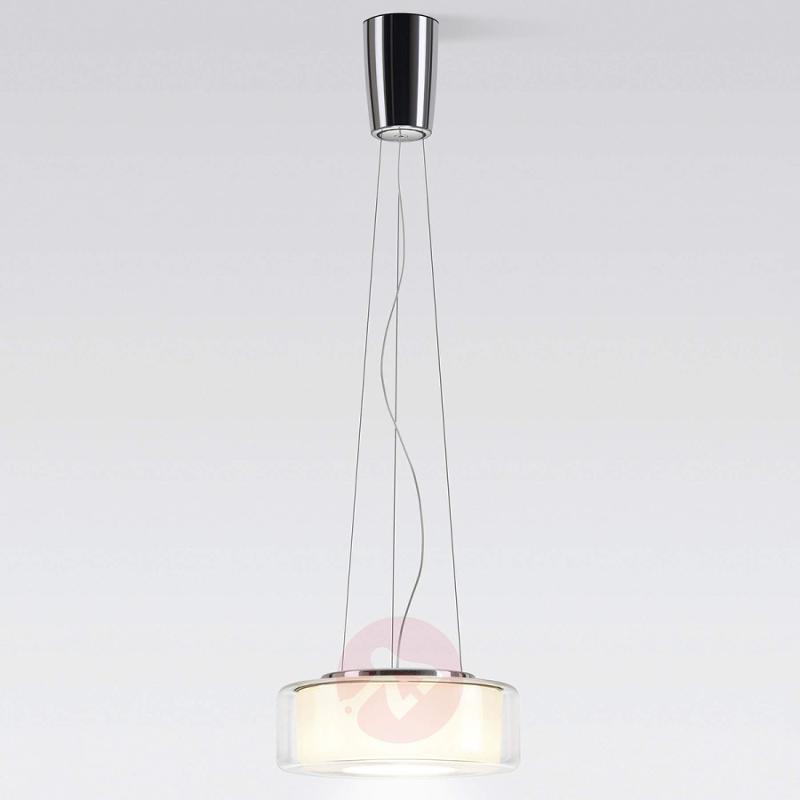 Curling - masterly LED designer hanging light - design-hotel-lighting