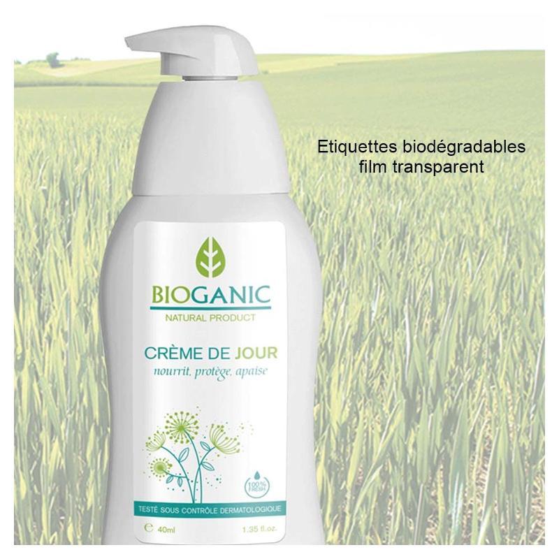 Etiquettes synthétiques biodégradables - Etiquettes personnalisées multi-usages et synthétiques
