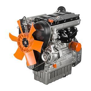 Motore lombardini LDW 1404 - Diesel raffreddati a liquido