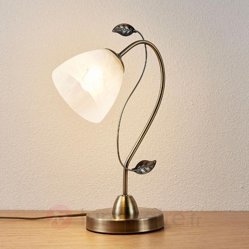 Michalina - magnifique lampe à poser - Lampes à poser classiques, antiques