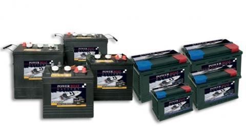 Batterijen - Marine batterijen