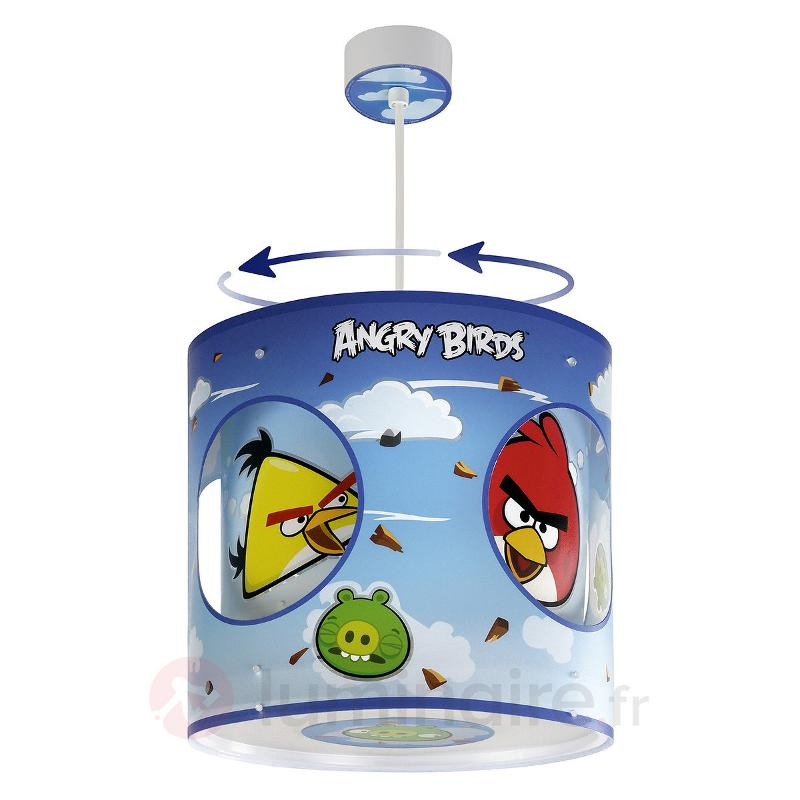 Suspension rotative Angry Birds - Chambre d'enfant