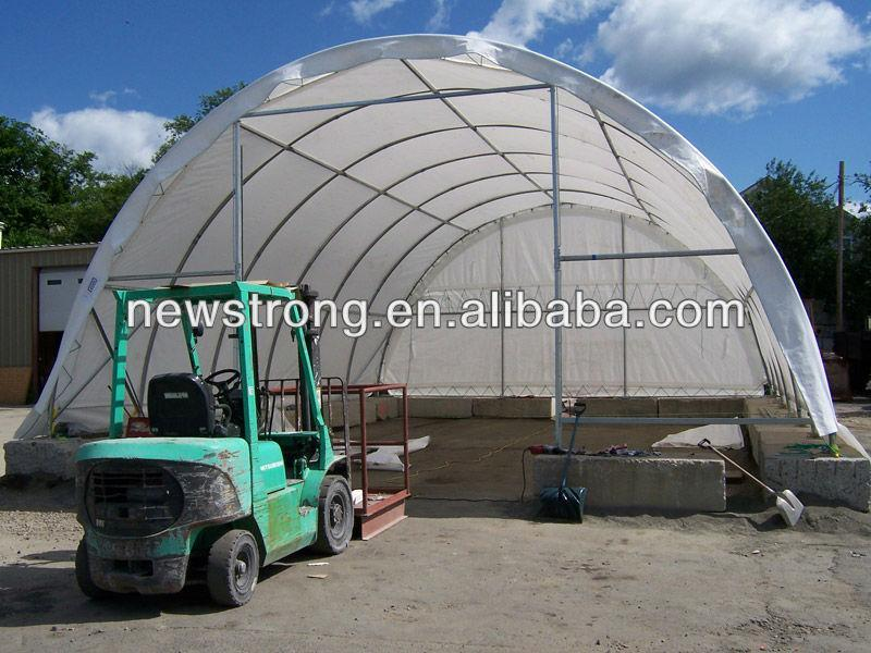 Dome Storage Warehouse - null