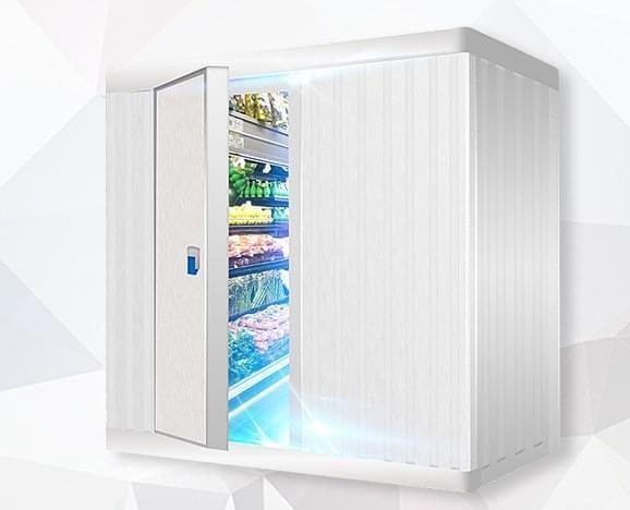 Chambre froide pour vos glaces -