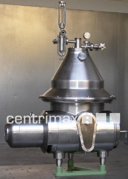 GEA Westfalia Separator Self-cleaning disc centrifuge - MSD 50-01-076
