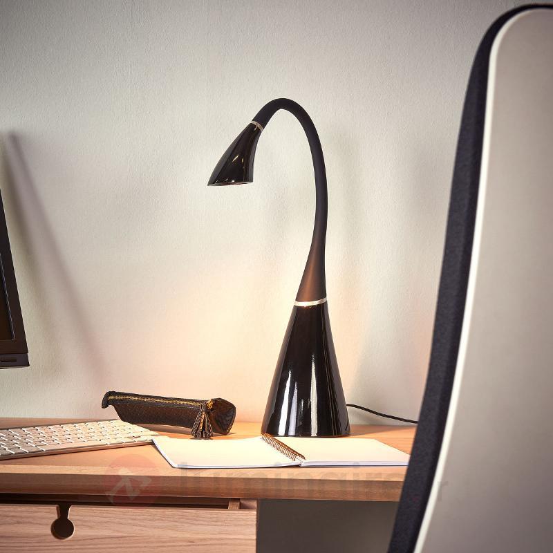 Lampe à poser LED variable Noelia pour le bureau - Lampes de bureau LED