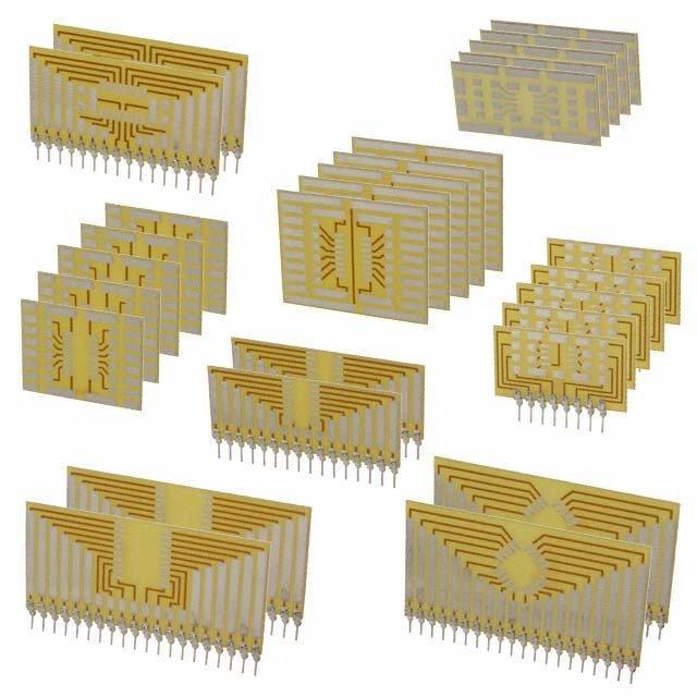 KIT SURFBOARD IC ASSORTMENT 32PC - Capital Advanced Technologies MK-9000