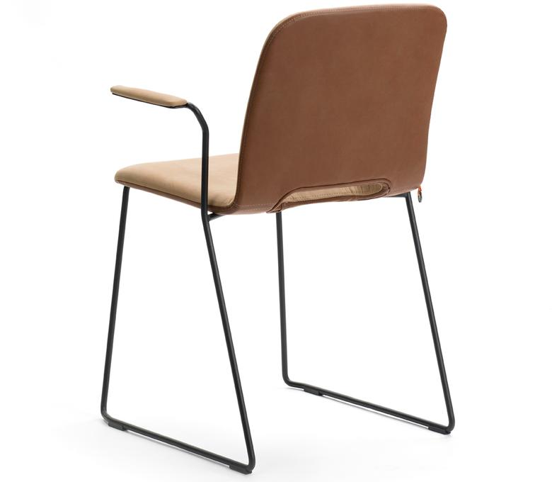 chaises - PAMP STACKABLE BI H47 PM +A