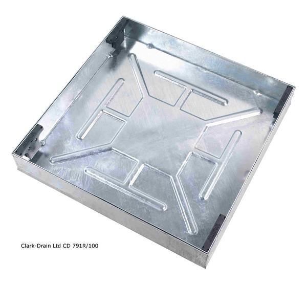 Manhole Cover - CD 791R/100
