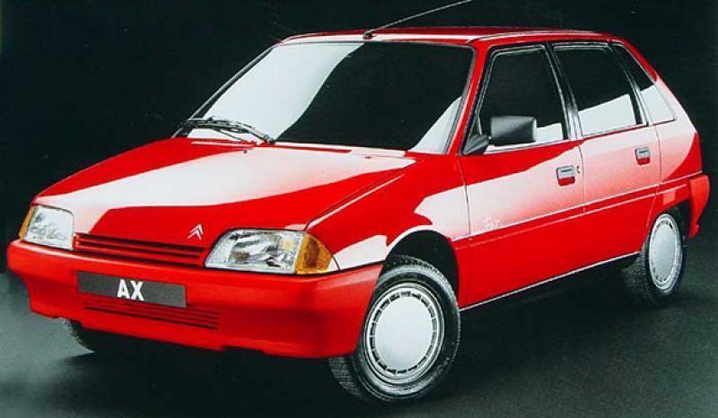 Assise mousse pour Citroën AX - assiseax