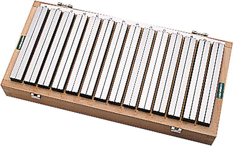Assortiment de cales parallèles - Cales parallèles, lardons goupilles cylindriques