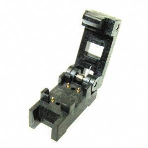 SOCKET 4PAD 7.0X5.0 XTAL OR OSC - Abracon LLC AXS-7050-04-02