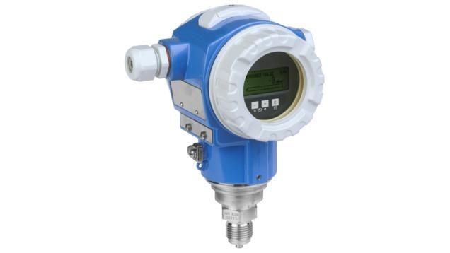 Absolute and gauge pressure Cerabar PMP71 -