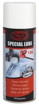 SPECIAL LUBE - Lubrificante spray con silicone e P.T.F.E.