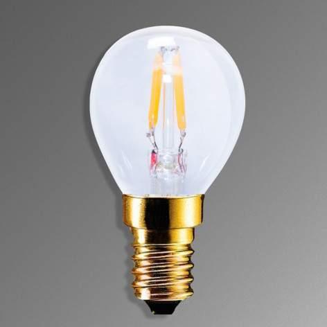 E27 6W 922 LED globe lamp G80 - light-bulbs