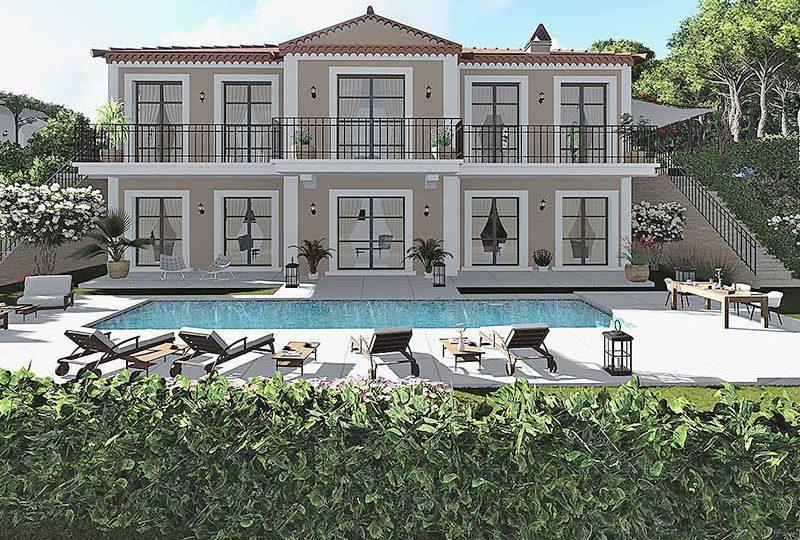 Property for sale Mougins: Villa Paloma (Picasso) - Real Estate