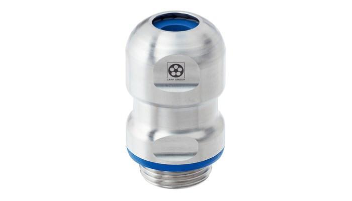 Prensaestopas de acero inoxidable - Prensaestopas ideal para áreas higiénicas críticas, SKINTOP® HYGIENIC
