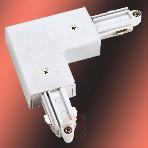 Corner Connector for Single-Phase HV Rail - 1-Phase Track