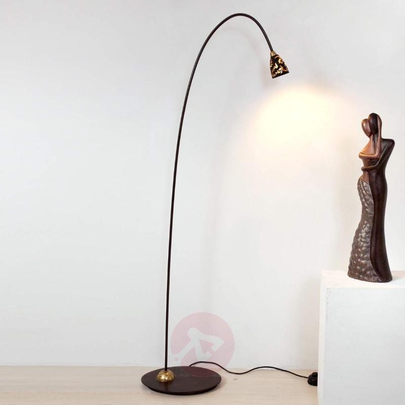 1-bulb floor lamp Alice - Floor Lamps