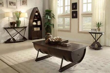 home furniture / table / chair/ bed / coffee table - Homelegance (Booth No. E1E30)