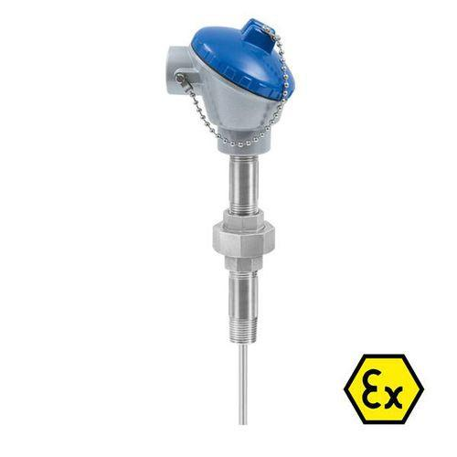 OPTITEMP TRA-S50 - Sonde de température à résistance / filetée / robuste