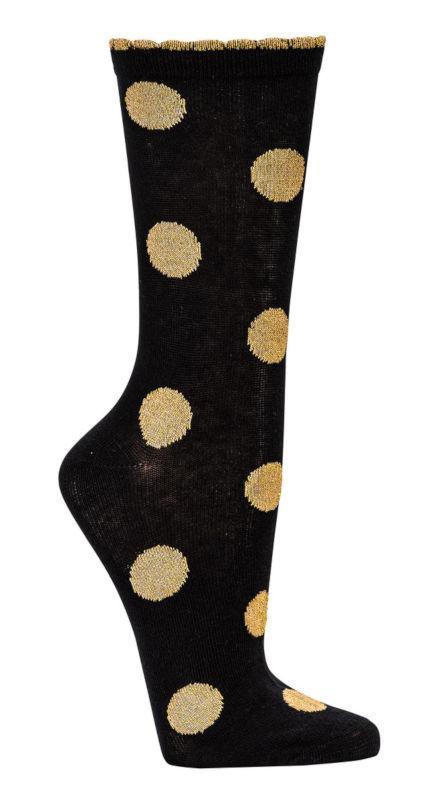 2209 - Giftbox Ladies Socks - with glittering lurex yarn