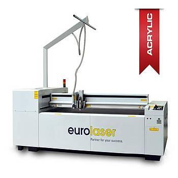 Laser Cutter System für Acrylglas