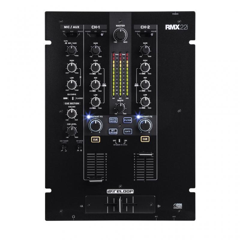 DJ-Mixer - Reloop RMX-22i