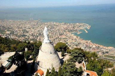 Spedizioni in Libano -