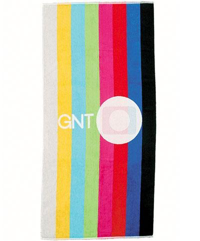 Serviettes De Plage Personnalisées - Serviettes en éponge ou tissu