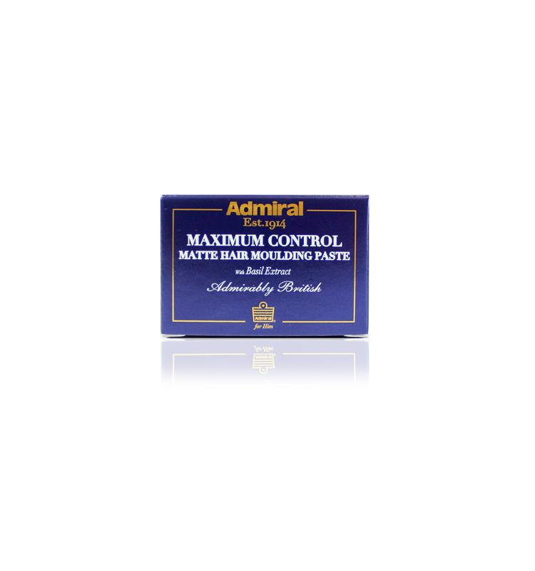 Maximum Control Matte Hair Moulding Paste with Basil... - Comes with all EU certifications