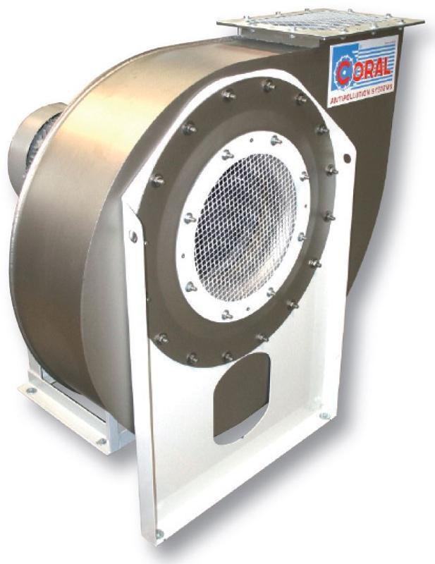 Ventilateurs industriels INOX - Ventilateurs