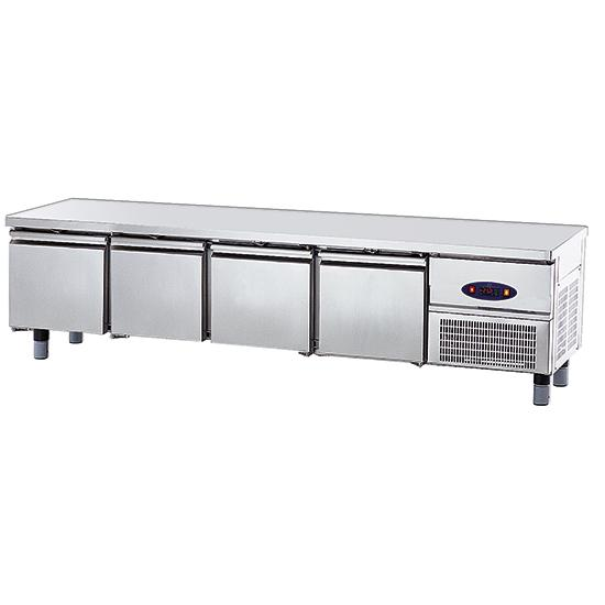 Cooking line 650 Medium - refrigerated undercounter with 4 drawers GN 1/1 for cooking